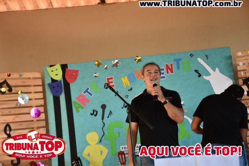ROLIM DE MOURA: FESTIVAL ESTUDANTIL RONDONIENSE DE ARTES - FERA