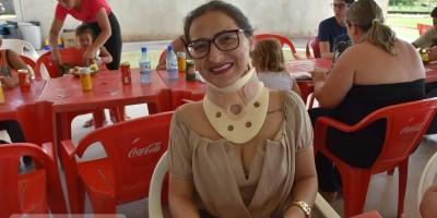 ROLIM DE MOURA: FEIJOADA BENEFICENTE EM PROL DA JULIANE MAGALHÃES