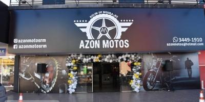 ROLIM DE MOURA: INAUGURAÇÃO AZON MOTOS