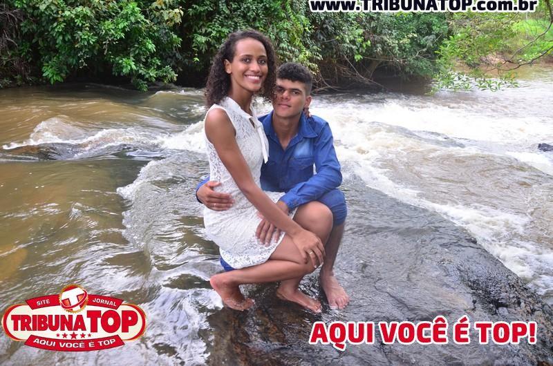 SÃO MIGUEL DO GUAPORÉ: PRÉ-CASAMENTO JAKELINE E PATRICIO
