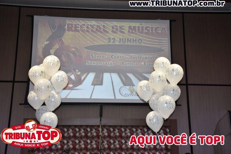 ROLIM DE MOURA: RECITAL DE MÚSICA