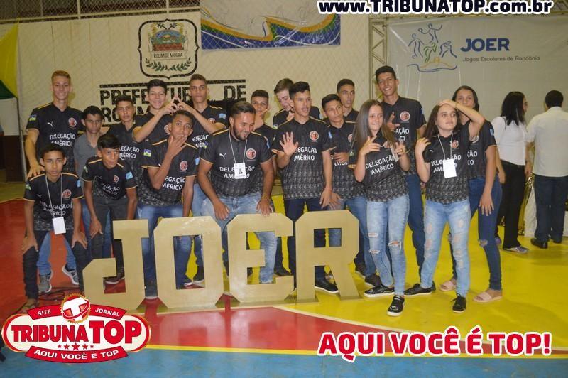 ROLIM DE MOURA: ABERTURA JOER 2019 FASE MACRO REGIONAL ZONA DA MATA