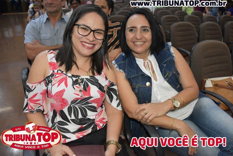 ROLIM DE MOURA: BATISMO e  RECEBIMENTO DE NOVOS MEMBROS