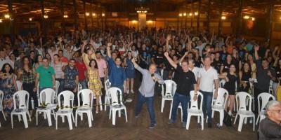 ROLIM DE MOURA: PALESTRA GILCLER REGINA