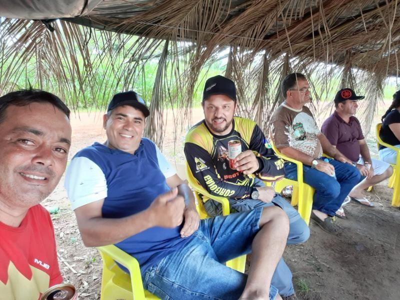 ROLIM DE MOURA: 15º RALLY PASSEIO RIO MEQUENS
