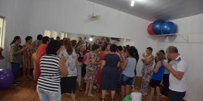 ROLIM DE MOURA: AMIGO SECRETO - ACADEMIA HIDROMANIA