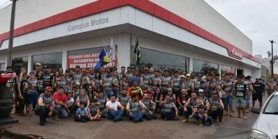 ROLIM DE MOURA: CAFÉ DA MANHÃ - RALLY PASSEIO RIO MEQUENS