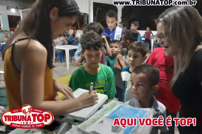 ROLIM DE MOURA: CONFRATERNIZAÇÃO ESCOLINHA DE FUTEBOL PRIMAVERA