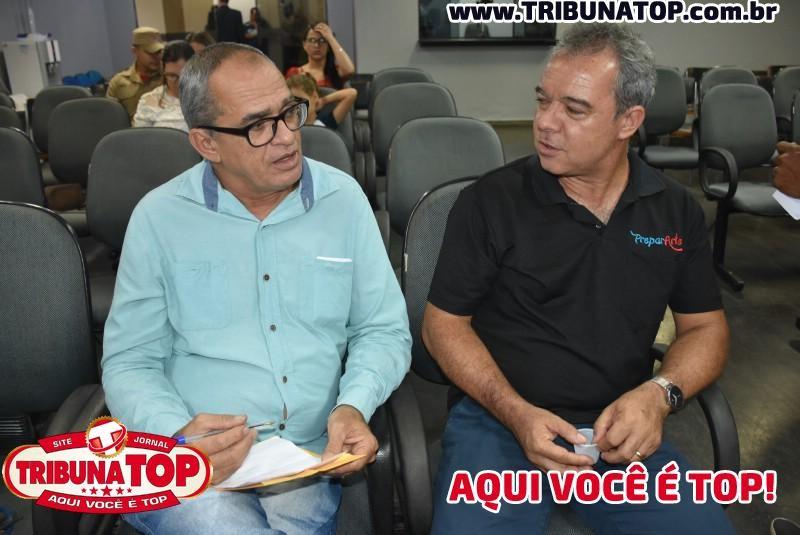ROLIM DE MOURA: MOÇÃO DE APLAUSOS - JOSÉ COLDE - FERNANDO GARCIA - FABIANO GOMES - BENÊ BARBOSA - JANETE LINS