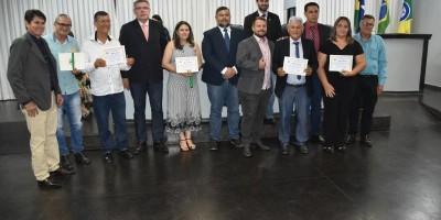 ROLIM DE MOURA: MOÇÃO DE APLAUSOS - JOSÉ COLDE - FERNANDO GARCIA - FABIANO GOMES -...