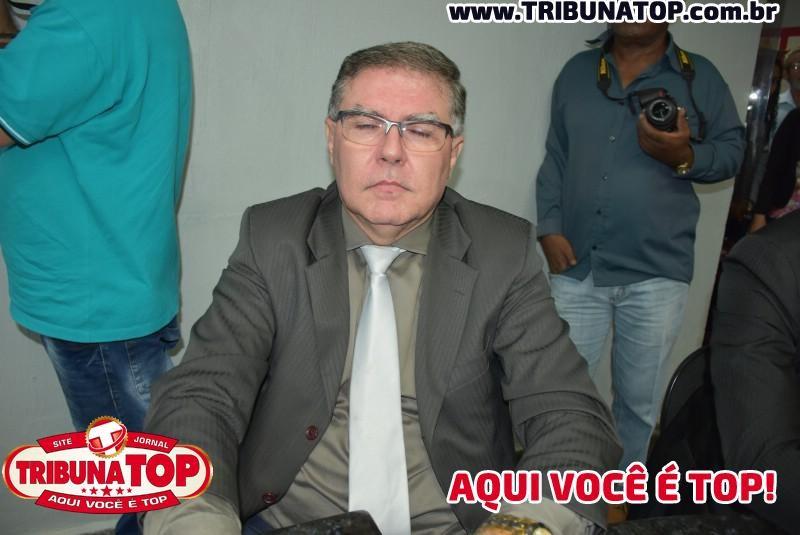 ROLIM DE MOURA: TÍTULO DE CIDADÃO HONORÁRIO - FREI ANTÔNIO
