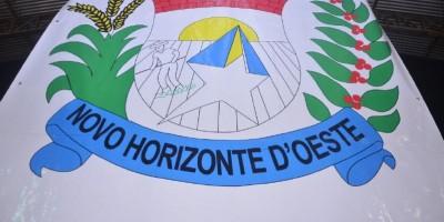 ANIVERSÁRIO DE NOVO HORIZONTE - 28 ANOS