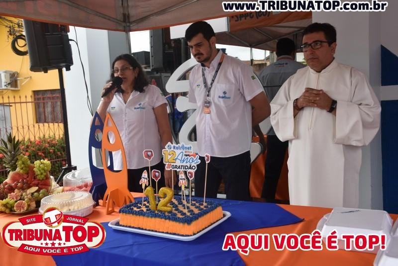 ROLIM NET - 12 ANOS DE SUCESSO