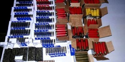 DE NOVO: Policial é preso em ônibus com centenas de munições para venda em Porto Velho