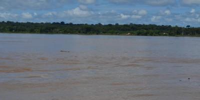 Embarcação afunda no Rio Madeira em Porto Velho e ninguém sai ferido