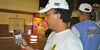 Lei Seca prende 16 pessoas embriagadas em Porto Velho