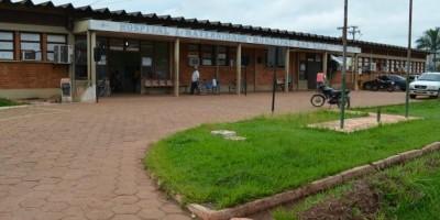 Mulher esfaqueada pede socorro em igreja evangélica de Pimenta Bueno, RO