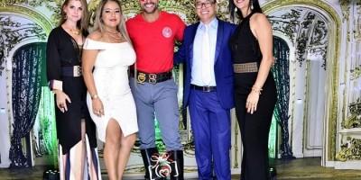 Personalidades em Evidência recebem prêmio em Nova Brasilândia