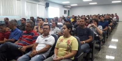 Sem acordo, servidores da Idaron encerram greve em todo o estado