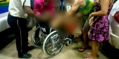 TORTURADO: Homem vai almoçar na casa da vizinha, é amarrado e agredido a marretada