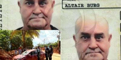 TRÁGICO: Motorista morre após capotar carro na Estrada do Belmont