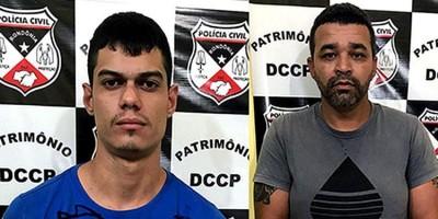 CAPITAL: Assaltante de bancos e comparsas são presos pela Polícia Civil