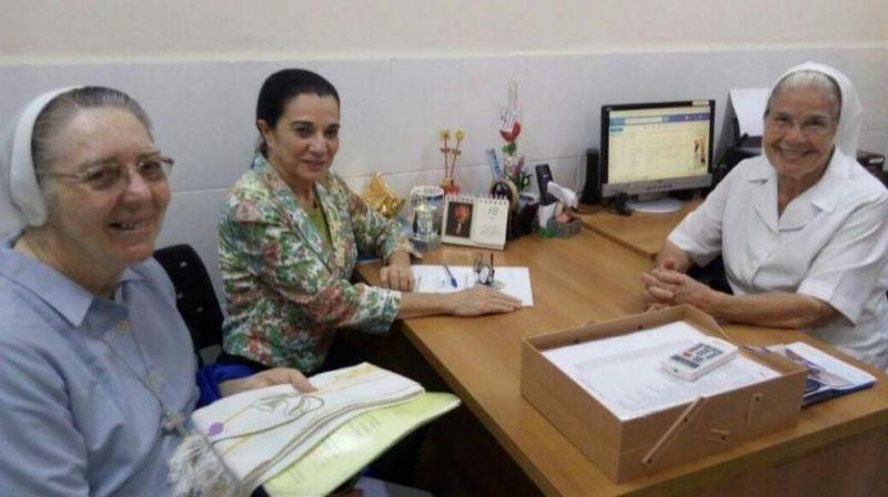 Hospital Irmã Marcelina reinaugura 1ª etapa de reforma da unidade