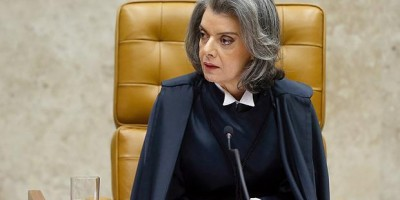 Ministra Carmen Lúcia garante a permanência dos policiais e bombeiros militares na...