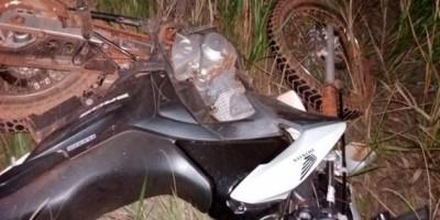 Motociclista morre atropelado por veículo não identificado na BR 429 em São Francisco...