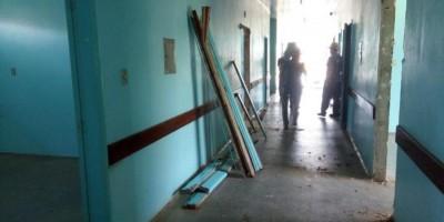 Nova Brasilândia: Prefeitura inicia reforma do Hospital Municipal Anselmo Bianchini