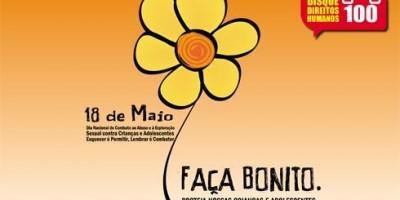 Rolim de Moura: Dia 18 de Maio, Dia Nacional de Combate à Exploração Contra Crianças...