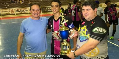 Rolim: Time formado pela Construtora Storch e Conectinove é campeão da 30 º Copa Rotary