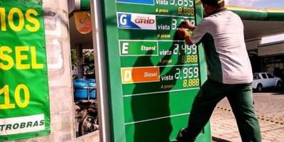 Senador de RO fala que ninguém aguenta mais altas dos combustíveis
