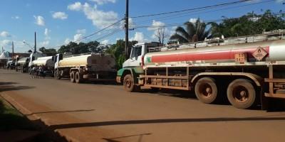 Sindipetro solicita escolta para caminhões com destino ao interior de Rondônia