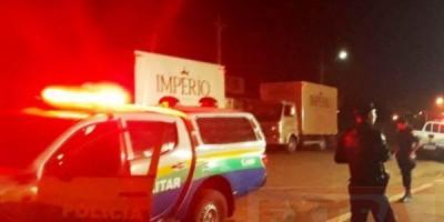5 caminhões de cervejaria de SP são apreendidos em Cabixi e Pimenta Bueno após...