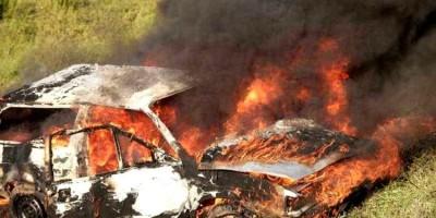 BARBÁRIE : Sargento da PM é morto e tem corpo carbonizado