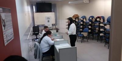 Candidata Rosani Donadon erra local de votação para prefeito de Vilhena, RO