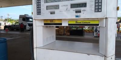 Desconto de R$ 0,46 no litro do diesel não chega aos postos de Rondônia