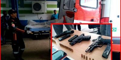 FIM DA LINHA: Confronto com PM termina com um morto e outro preso