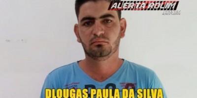 Rolim de Moura – Acusado de matar mecânico da Prefeitura em Buritis é preso pela PM...