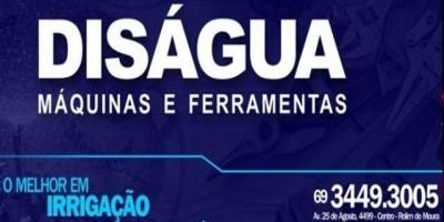 Rolim de Moura – DISÁGUA apresenta 2º Feirão de Irrigação de 05 a 09 de junho -...