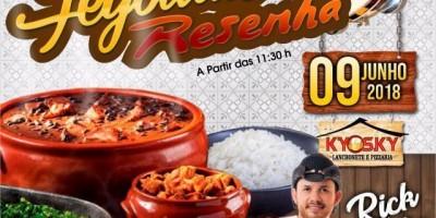Rolim de Moura - Rotaract promove 2ª Feijoada com Resenha no dia 09 de junho