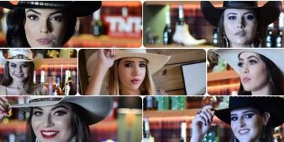 Sete candidatas concorrem ao título de rainha da Expovil em Vilhena, RO