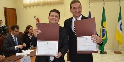 Após votação no TRE, prefeito e vice de Rolim de Moura, em RO, terão mandatos...