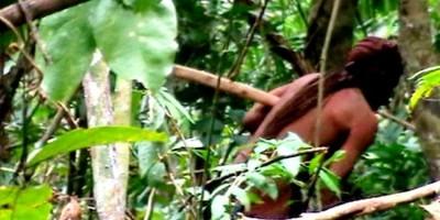 ASSISTA: Funai divulga vídeo de indígena que é último sobrevivente de sua tribo