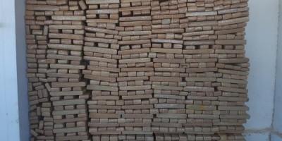 Denarc apreende mais de 840 quilos de maconha que seriam distribuídos em Porto Velho