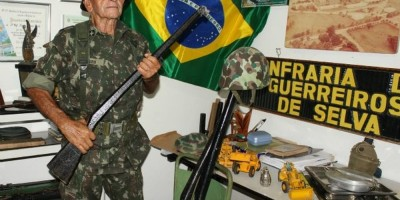 Morre militar aposentado que tirava a farda só para ir à igreja, em Rondônia