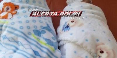 Rolim de Moura -Bombeiros auxiliam parto de gêmeos no Bairro Planalto
