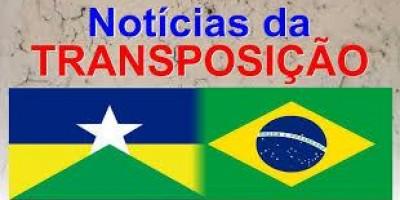 TRANSPOSIÇÃO: Governo federal garante que processos continuam em período eleitoral