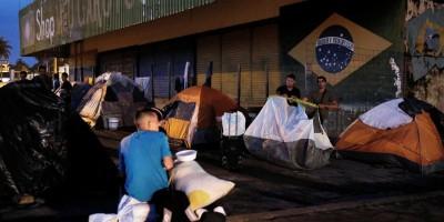 Boatos alimentam conflito com venezuelanos